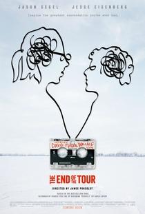 O Fim da Turnê - Poster / Capa / Cartaz - Oficial 1