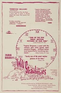 Morangos Silvestres - Poster / Capa / Cartaz - Oficial 13