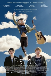 Frank - Poster / Capa / Cartaz - Oficial 2