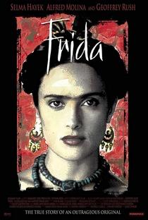 Frida - Poster / Capa / Cartaz - Oficial 2