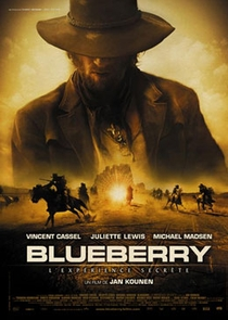 Blueberry - Desejo de Vingança - Poster / Capa / Cartaz - Oficial 1
