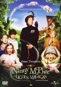 Nanny McPhee - E As Lições Mágicas - Poster / Capa / Cartaz - Oficial 2