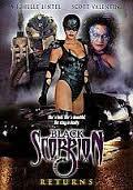 Black Scorpion Returns - Poster / Capa / Cartaz - Oficial 1