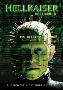 Hellraiser 8: O Mundo do Inferno - Poster / Capa / Cartaz - Oficial 1