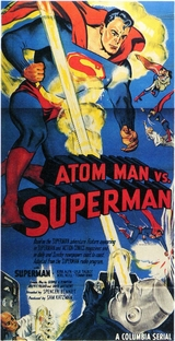 Superman vs. Homem-Átomo - Poster / Capa / Cartaz - Oficial 1