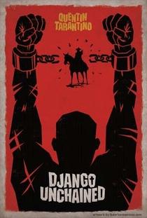 Django Livre - Poster / Capa / Cartaz - Oficial 7