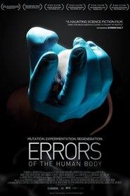 Os Erros do Corpo Humano - Poster / Capa / Cartaz - Oficial 5