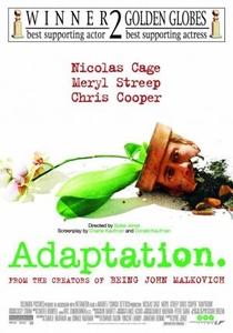 Adaptação. - Poster / Capa / Cartaz - Oficial 8