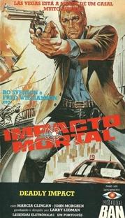 Impacto Mortal - Poster / Capa / Cartaz - Oficial 1