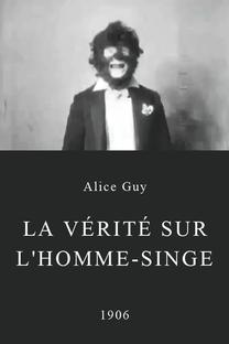 La vérité sur l'homme-singe - Poster / Capa / Cartaz - Oficial 1