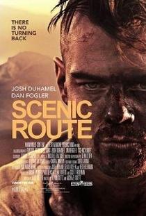 Scenic Route - Poster / Capa / Cartaz - Oficial 1