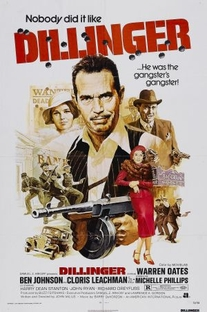 Dillinger - O Gângster dos Gângsteres - Poster / Capa / Cartaz - Oficial 1