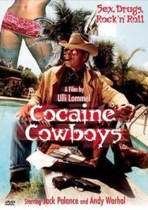 Cowboys da Cocaína - Poster / Capa / Cartaz - Oficial 1