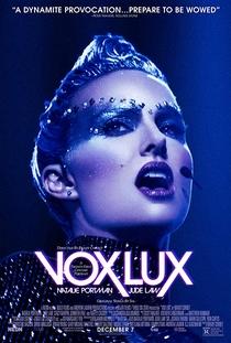 Vox Lux - Poster / Capa / Cartaz - Oficial 1