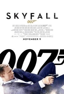 007 - Operação Skyfall - Poster / Capa / Cartaz - Oficial 2