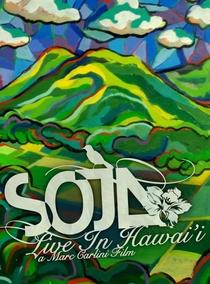 SOJA - Live in Hawaii - Poster / Capa / Cartaz - Oficial 1