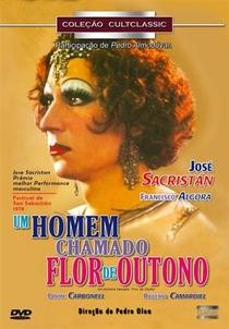 Um Homem Chamado Flor de Outono - Poster / Capa / Cartaz - Oficial 2