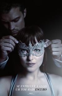 Cinquenta Tons Mais Escuros - Poster / Capa / Cartaz - Oficial 1