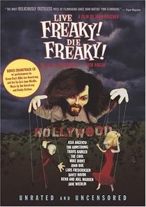 Live Freaky! Die Freaky! - Poster / Capa / Cartaz - Oficial 1