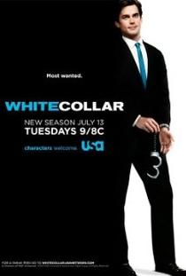 White Collar (4ª Temporada) - Poster / Capa / Cartaz - Oficial 1