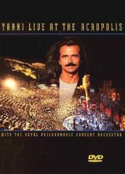 Yanni Live at the Acropolis - Poster / Capa / Cartaz - Oficial 1