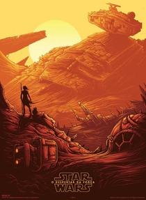 Star Wars: O Despertar da Força - Poster / Capa / Cartaz - Oficial 29