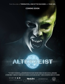 Altergeist  - Poster / Capa / Cartaz - Oficial 1