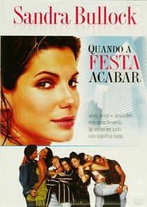 Quando a Festa Acabar - Poster / Capa / Cartaz - Oficial 2