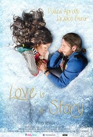 Love Is a Story - Poster / Capa / Cartaz - Oficial 1