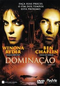 Dominação - Poster / Capa / Cartaz - Oficial 8
