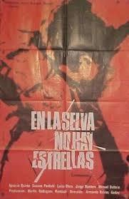 En la selva no hay estrellas - Poster / Capa / Cartaz - Oficial 1