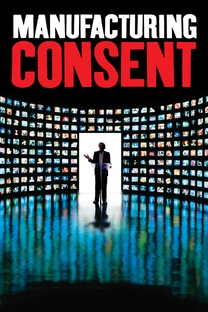 Manufacturing Consent: Noam Chomsky and the Media - Poster / Capa / Cartaz - Oficial 3