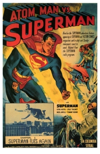 Superman vs. Homem-Átomo - Poster / Capa / Cartaz - Oficial 4
