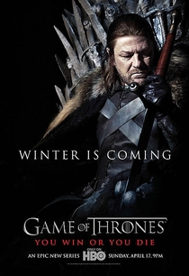 Game of Thrones (1ª Temporada) - Poster / Capa / Cartaz - Oficial 4