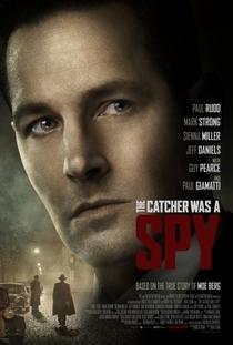 O Apanhador Era um Espião - Poster / Capa / Cartaz - Oficial 1