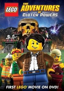 LEGO: As Aventuras de Clutch Powers - Poster / Capa / Cartaz - Oficial 1