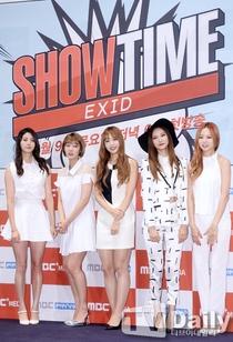 EXID Showtime - Poster / Capa / Cartaz - Oficial 1