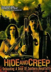 Hide and Creep - Poster / Capa / Cartaz - Oficial 1