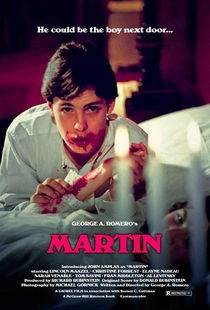 Martin - Poster / Capa / Cartaz - Oficial 15