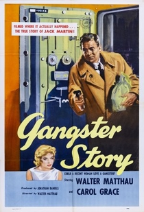 Gangster Story - Poster / Capa / Cartaz - Oficial 1