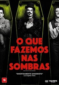 O Que Fazemos Nas Sombras - Poster / Capa / Cartaz - Oficial 6