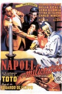 Nápoles Milionária  - Poster / Capa / Cartaz - Oficial 1