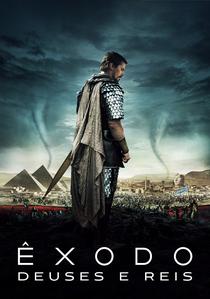 Êxodo: Deuses e Reis - Poster / Capa / Cartaz - Oficial 5