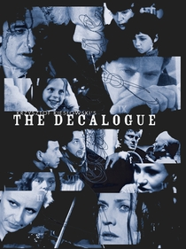 O Decálogo - Poster / Capa / Cartaz - Oficial 1