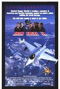 Águia de Aço 2 - Poster / Capa / Cartaz - Oficial 3