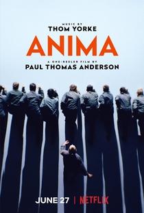 Anima - Poster / Capa / Cartaz - Oficial 1