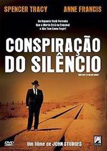 Conspiração de Silêncio - Poster / Capa / Cartaz - Oficial 6