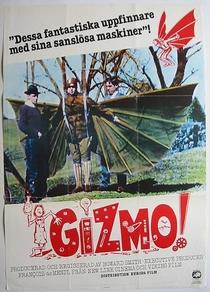 Gizmo! - Poster / Capa / Cartaz - Oficial 1