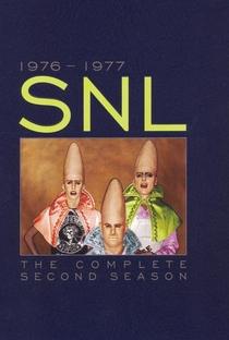 Saturday Night Live (2ª Temporada) - Poster / Capa / Cartaz - Oficial 1