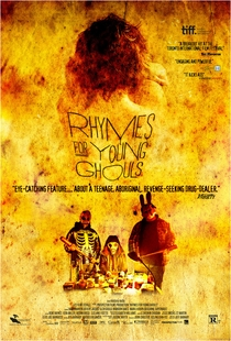 Rhymes for Young Ghouls - Poster / Capa / Cartaz - Oficial 2